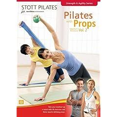 Stott Pilates: Pilates With Props, Maximum Resistance Vol 2