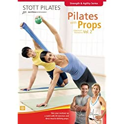 Stott Pilates: Pilates With Props, Maximum Resistance Vol 2