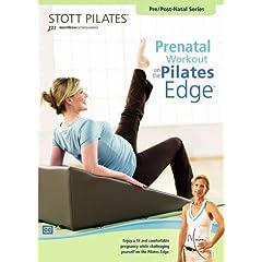 Stott Pilates: Prenatal Workout on the Pilates Edge