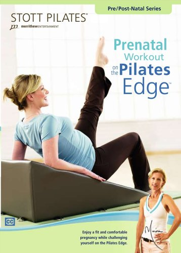 Stott Pilates: Prenatal Workout on the Pilates Edge