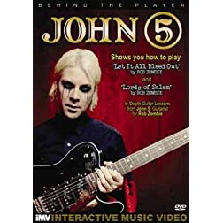 Johnn 5: Behind the Player - Guitar Edition, Vol. 2