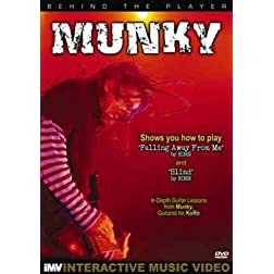 Munky: Behind the Player: Guitar Edition, Vol. 1
