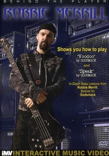 Robbie Merrill: Behind the Player: Bass Guitar Edition, Vol. 2