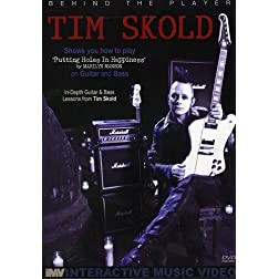 Tim Skold: Behind the Player: Guitar and Bass