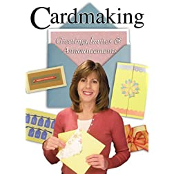 Cardmaking: Greetings, Invites & Announcements