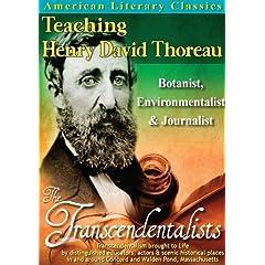 American Scholars: Henry David Thoreau - Botanist, Enviornmentalist and Journalist