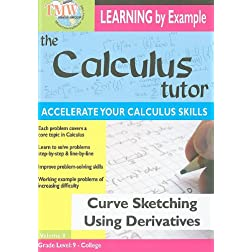 Curve Sketching Using Derivatives