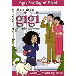 Gigi's First Day of School