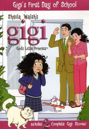 Gigi's First Day of School
