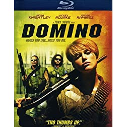Domino  [Blu-ray]