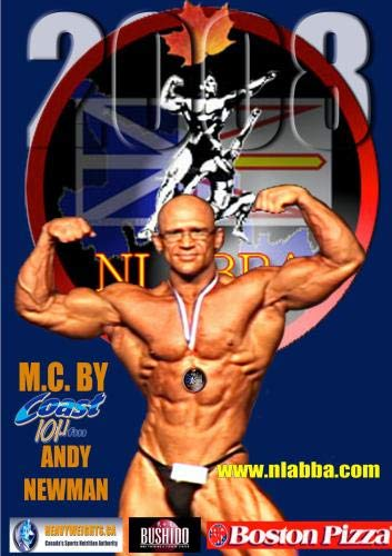 Amateur Body Building 2008