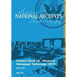 Science World 1B - Advanced Newspaper Technology, 1979