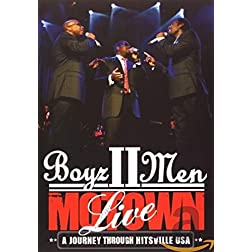 Boyz II Men - Motown A Journey Through Hitsville USA - LIVE [DVD]