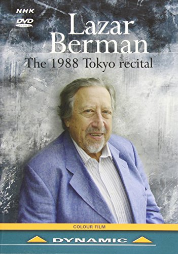 Lazar Berman:The 1988 Tokyo Recital