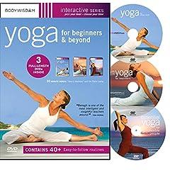 Yoga For Beginners (3 DVD Box Set)