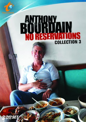 Anthony Bourdain: No Reservations Collection 3