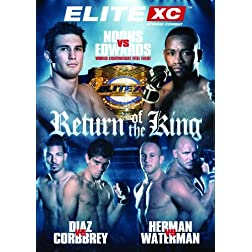 EliteXC: Return of the King - Noons vs Edwards