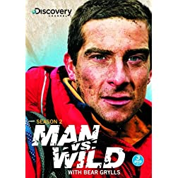 Man vs Wild: Season 2