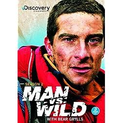 Man vs Wild: Season 2