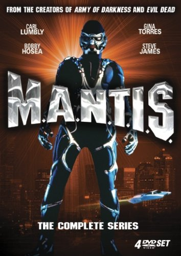 M.A.N.T.I. S: Complete Series