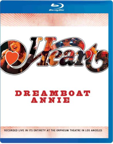 Dreamboat Annie Live [Blu-ray]