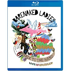 Barenaked Ladies - Talk to the Hand - Live in Michigan [Blu-ray]