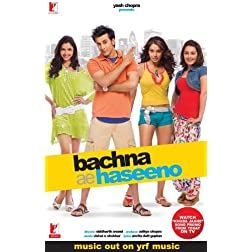 Bachna Ae Haseeno - DVD