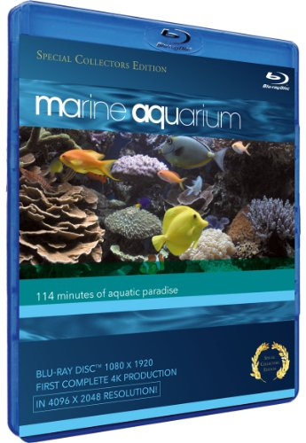 Marine Aquarium [Blu-ray]