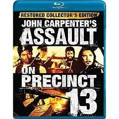 Assault on Precinct 13 (Restored Collectors Edition) [Blu-ray]