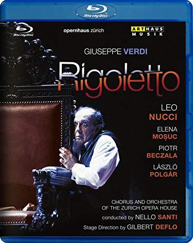 Verdi: Rigoletto [Blu-ray]