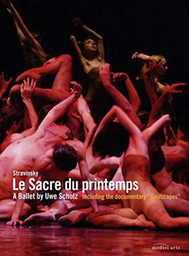 Stravinsky: Le Sacre du Printemps - Ballets by Uwe Scholz