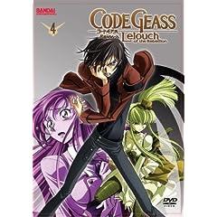 Code Geass Leouch of the Rebellion: Season 1, Vol. 4