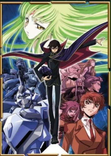 Code Geass Lelouch of the Rebellion: Season 1, Pt. 2
