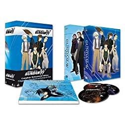 Gundam Wing [Blu-ray]