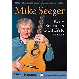 Mike Seeger Early Southern Guitar Styles