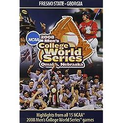 2008 College World Series-Fresno State Bulldogs
