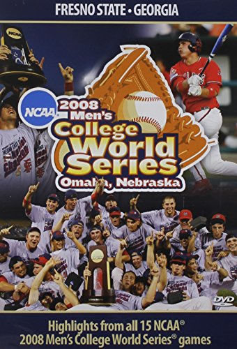 2008 College World Series-Fresno State Bulldogs