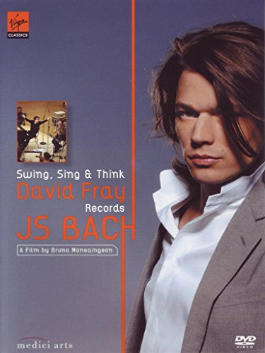 David Fray: J.S. Bach - Swing, Sing and Think