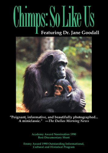Chimps: So Like Us