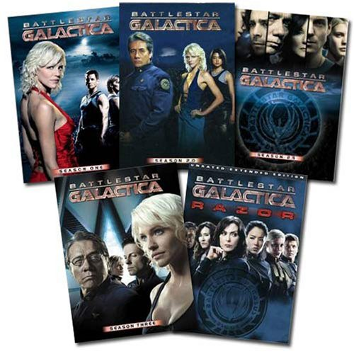 Amazon.com Exclusive: Battlestar Galactica Franchise Collection (Season One