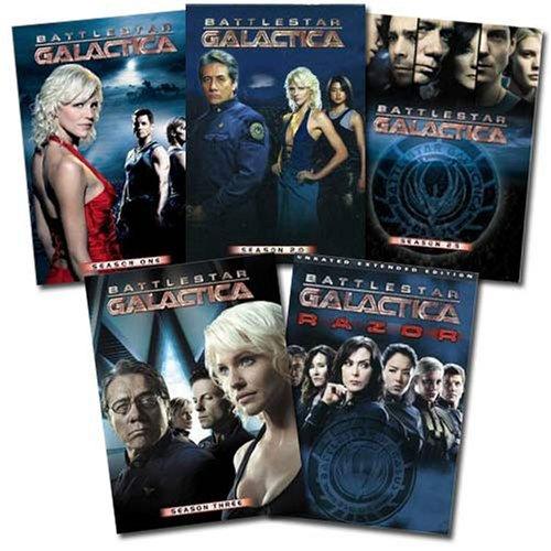 Amazon.com Exclusive: Battlestar Galactica Franchise Collection (Season One