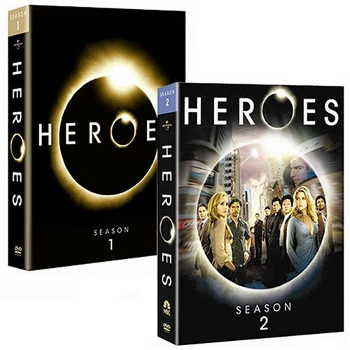 Amazon.com Exclusive: Heroes Franchise Collection (Season 1