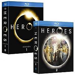 Amazon.com Exclusive: Heroes Blu-ray Franchise Collection (Season 1