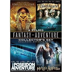 Fantasy/Adventure: 4 Movie Collector's Set