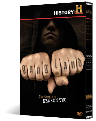 Gangland - Complete Season Two