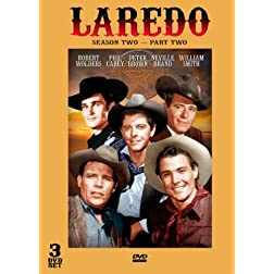Laredo: Season 2, Part 2