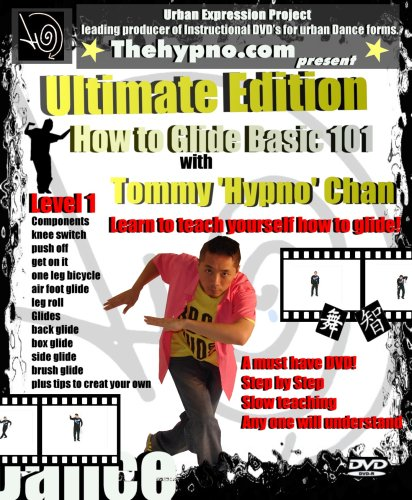 Ultimate Edition - How to glide Basic 101- Hip Hop Dance