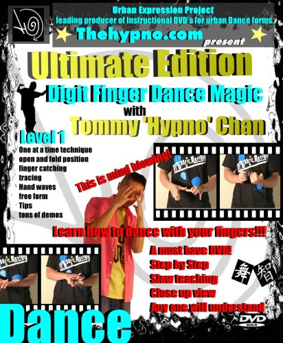 Ultimate Edition - Digits Finger Dance Magic 101