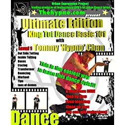 Ultimate Edition - Basic King Tut dance 101 - Popping Dance Basic