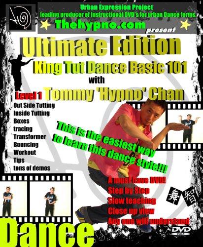 Ultimate Edition - Basic King Tut dance 101 - Popping Dance Basic